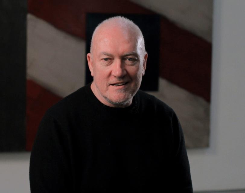 Sean Scully pic (self-portrait)